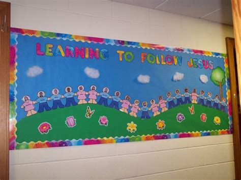 69 best bulletin boards images on christian 785 | 43480cdb05d3255ad8b8830d052321a2 preschool bulletin boards church bulletin boards
