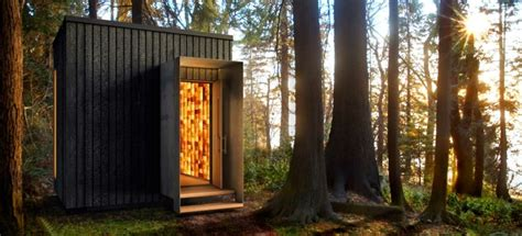 sauna ext 233 rieur pour une exp 233 rience relaxante dans le jardin