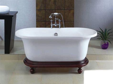 pedestal tub hardware schmidt gallery design