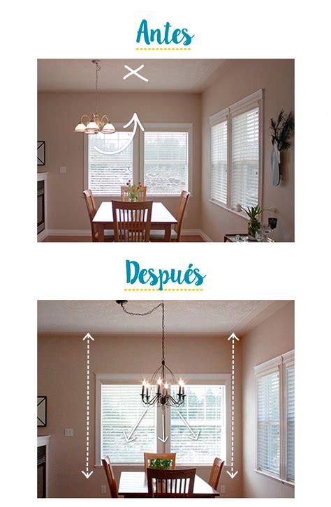 guia basica  elegir tu lampara de comedor