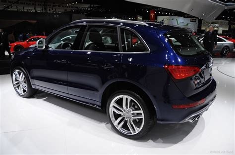 2014 Audi Sq5 Live Photos And Video From The Detroit Auto Show