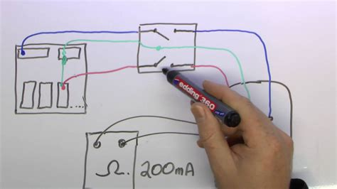 Continuity Testing For Electrical Installations Youtube