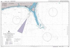 Nautical Charts Online Free Admiralty Chart 3687 Outer Approaches To Cape Fear River