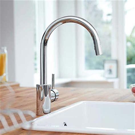 robinet cuisine grohe robinet de cuisine mitigeur grohe concetto espace aubade
