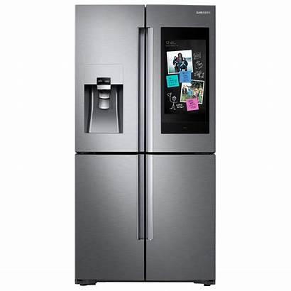 Refrigerator Samsung Door Refrigerators Appliances French Smart