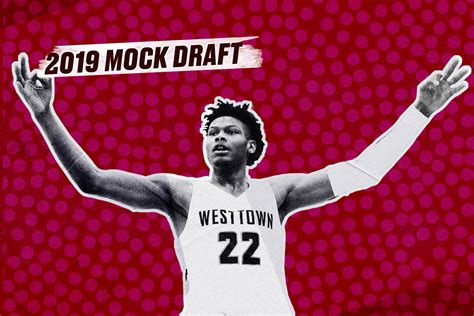 A Way-too-early 2019 Nba Mock Draft