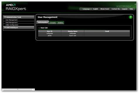 AMD RAIDXpert Utility Download