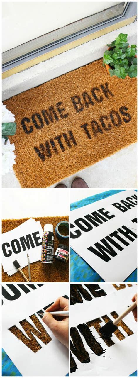 witty doormats 25 best ideas about doormats on