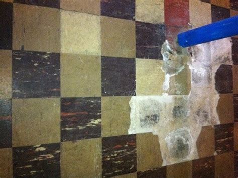 covering asbestos floor tiles basement removing asbestos tiles from basement floor removing