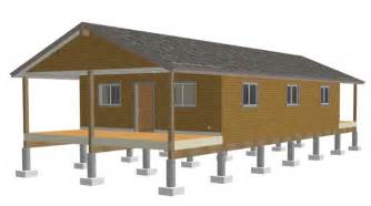 cabin building plans 25 x 40 one room cabin plans free house plan reviews