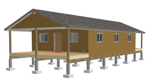 building plans for cabins 25 x 40 one room cabin plans cabin plans
