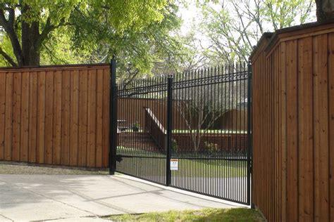 iron fences fence max texas