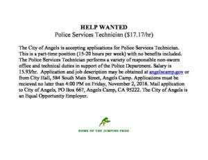 Human Resources Technician by Human Resources City Of