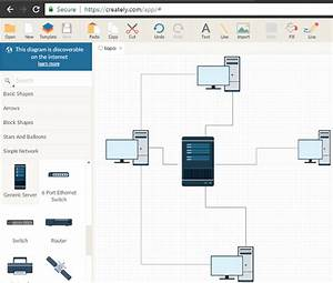 Create Network Topology Diagram Online With These 4 Free