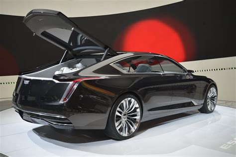 future cadillac escala cadillac 39 s escala concept is a sharp dressed luxo barge