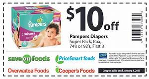 pampers diapers coupons printable 2015