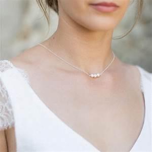 la recherche de mes accessoires mademoiselle dentelle With robe mariage avec collier perle pas cher pour mariage