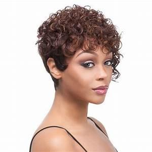 Coupe Courte Frisée Femme : coiffure courte bouclee femme ~ Melissatoandfro.com Idées de Décoration