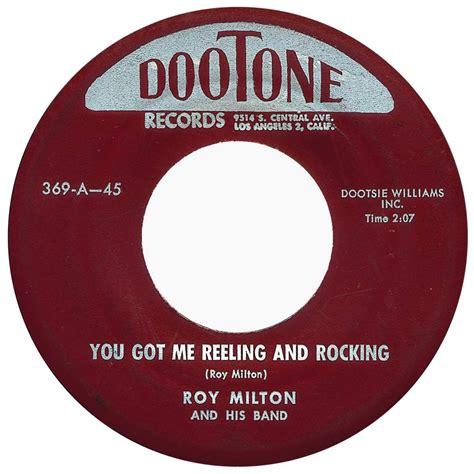 artists dootone dootone rock  rhythm