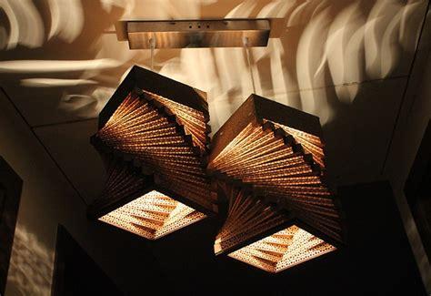 diy  creative cardboard lamp ideas