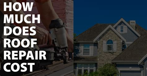 how much does roof repair cost tulsa perfection roofing