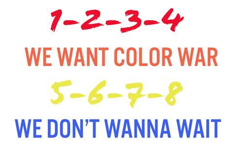 the color war color war at sleepaway c