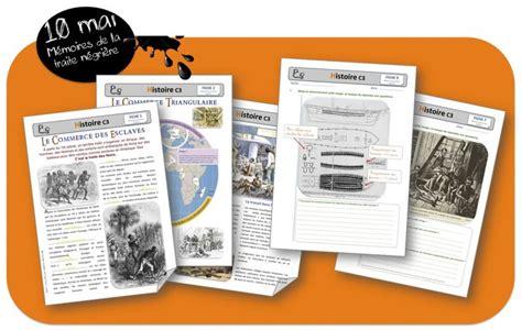 commerce triangulaire sur histoire moderne cours histoire et frise chronologique