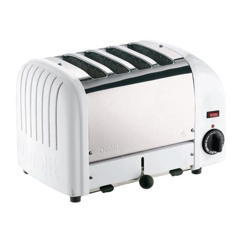cleaning dualit toaster dualit 2 x 2 combi vario 4 slice toaster white 42177