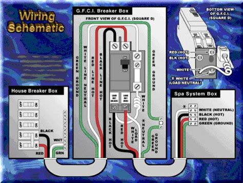 Wiring Diagram Tub Spa