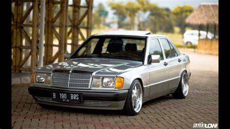 mercedes 190 tuning tuning mercedes 190 e 2 6 sportline stance works