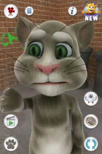 talking cat app talking tom cat android