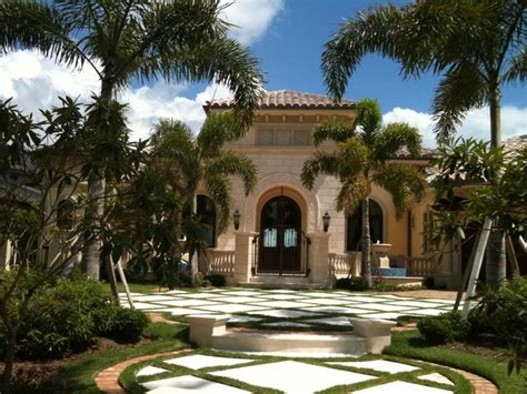 Sater Group Luxury Home Plan Renovation Mediterranean
