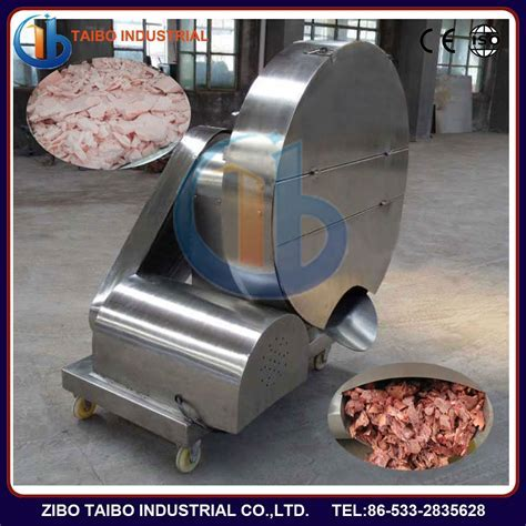 Hot Sale Full Automatic Frozen Meat Slicer For Frozen Fish