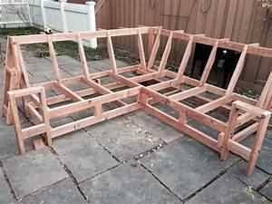 Outdoor Sofa Holz : coole holz outdoor sofa mit outdoor m bel christittiger ~ Markanthonyermac.com Haus und Dekorationen