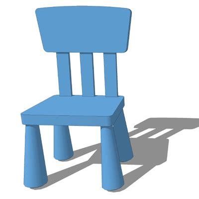 Ikea Mammut Stuhl ikea mammut tables chairs 3d model formfonts 3d models