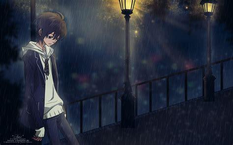 Sad Boy Anime Wallpaper - sad boy anime wallpapers wallpaper cave
