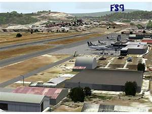 Latinvfr Mhtg Toncontin Airport And Tegucigalpa Scenery