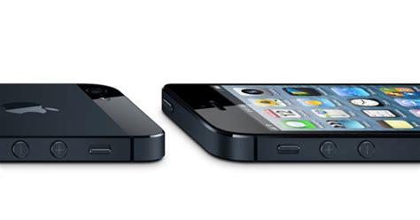iphone 4 height apple iphone 5 lansert dinside 10859