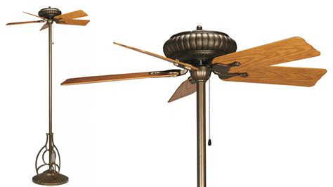 standing ceiling fans could be more useful than it sounds
