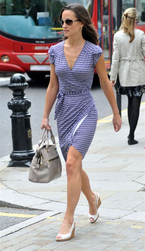pippa middleton sexy pippa middleton wearing a sexy short dress out shopping in