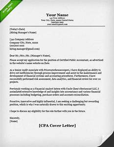 cpa certified public acountant cover letter example With cover letter for accounting firm