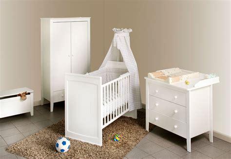chambre bébé complète chambre bébé complète coloris blanc maelys chambre bébé