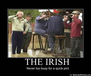 motivational po... Ireland Drinking Quotes