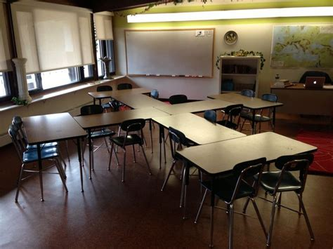 25+ Best Ideas About Classroom Table Arrangement On