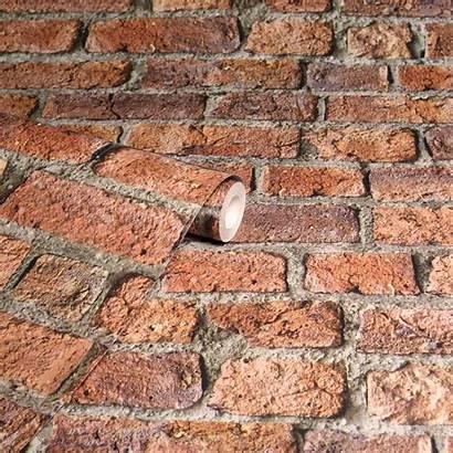 Brick Urban Roll Faux Pattern Realistic Menards