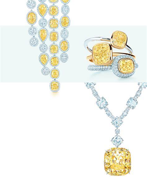 Discover the Tiffany Yellow Diamonds Story
