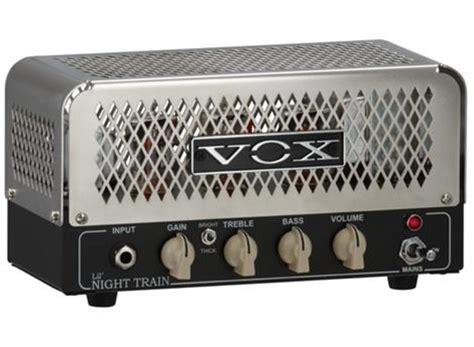 Vox Lil' Night Train Mini Valve Guitar Amplifier Head Amp