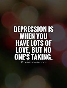 When You Are Depressed Quotes. QuotesGram