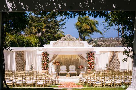 hyatt regency newport beach indian wedding diviya sumit