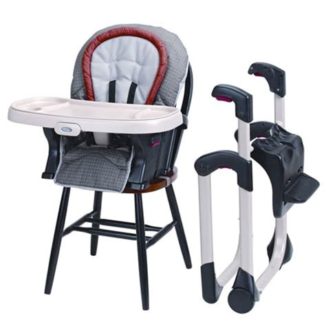Graco Duodiner High Chair by Adam Shop Graco Duodinerhigh Chair Elefanta Gracopolyvore